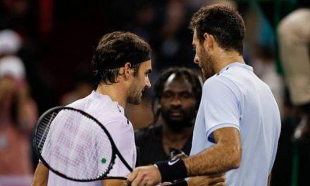 Del Potro: 'Federer pourrait battre Nadal, la cour est si  vite'