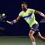 ATP Moscou: Damir Dzumhur et Ricardas Berankis atteignent le  match de titre