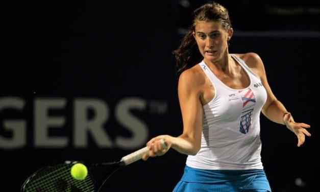Rebecca Marino, l'ex-top 40 des joueurs, est de nouveau en compétition  dépression