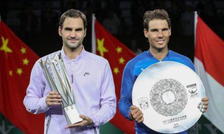 ANALYSE DE L'ATP: éléments clés de la victoire de Roger Federer sur Nadal  à Shanghai