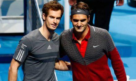 Andy Murray ferme la saison 2017, devrait jouer à l'exposition  avec Federer