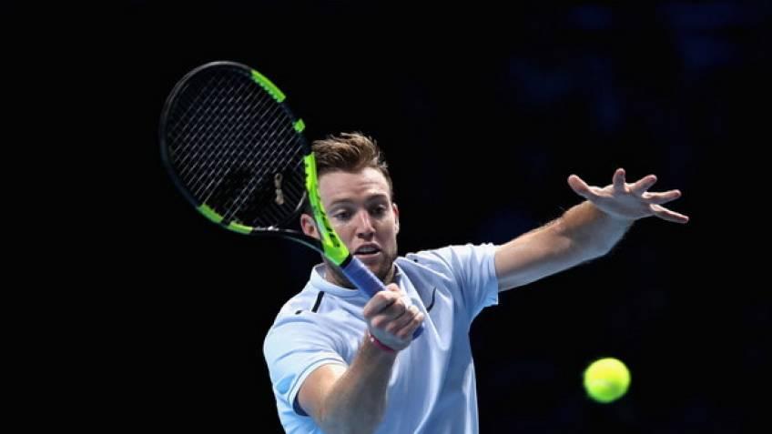 Finales ATP: Jack Sock borde Marin Cilic après un  thriller
