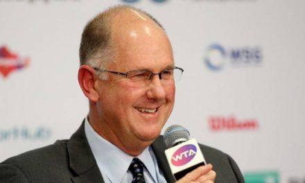 Steve Simon: «J'aimerais voir la finale de WTA comme la dernière  événement de l'année