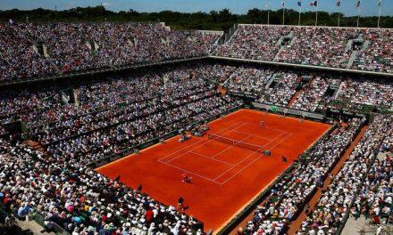 La nouvelle cour de Roland Garros portera le nom de Simonne  Mathieu