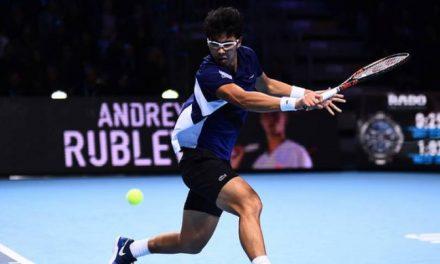 Prochaine finale ATP: Hyeon Chung domine Andrey Rublev à  gagner le titre