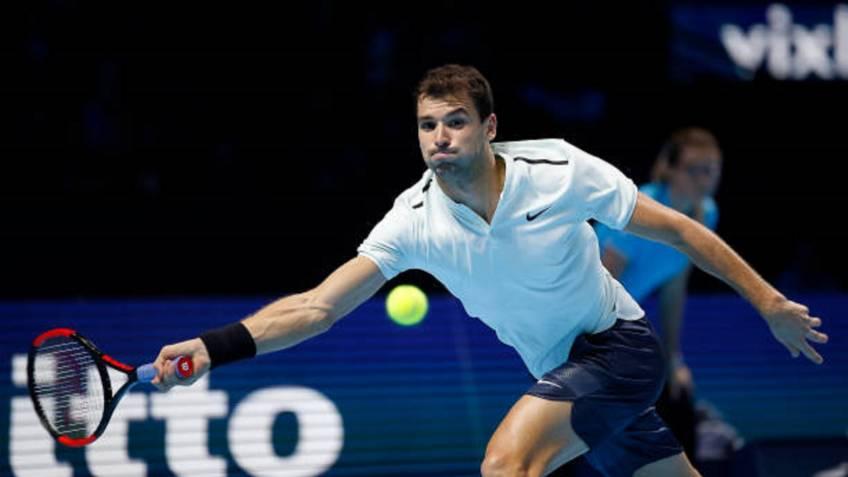 ATP FINALS – Mercredi Horaire: Dimitrov-Goffin match de  le jour