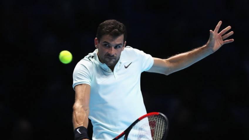 Finales de l'ATP: Grigor Dimitrov démantèle Carreno Busta  style dominant