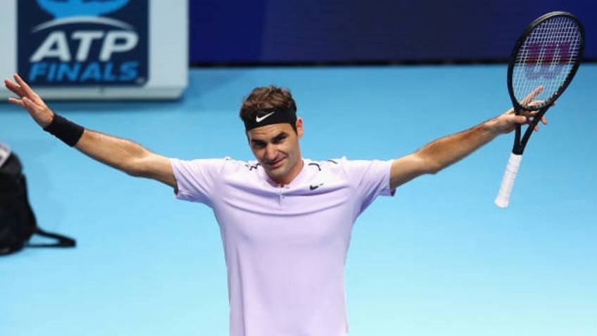 ATP FINALS – Horaire du samedi: Federer-Goffin et  Dimitrov-Sock