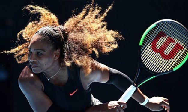 Serena Williams nommée l'une des 30 personnes les plus inspirantes  le monde