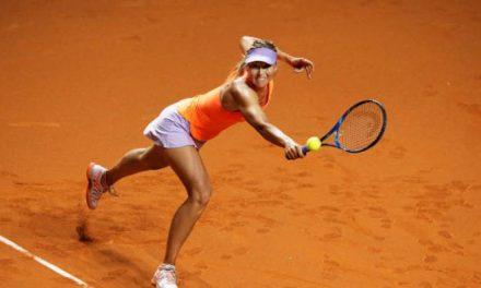 Maria Sharapova, Simona Halep et plus encore pour jouer à WTA  Stuttgart