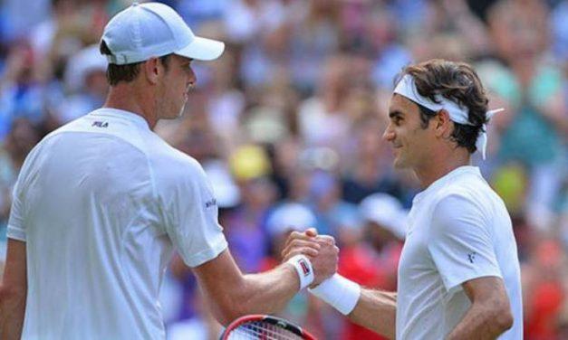 Sam Querrey révèle le meilleur et le pire face à Roger Federer  et Rafa Nadal