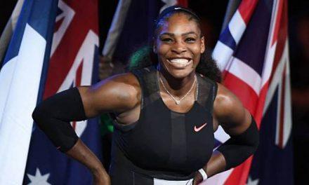 Serena Williams signe un accord pour promouvoir AccorHotels pendant  open d'Australie