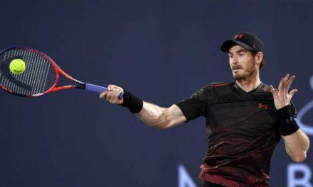 Andy Murray: «Je me sentais mieux au fur et à mesure.  Il a l'intention de jouer  Brisbane