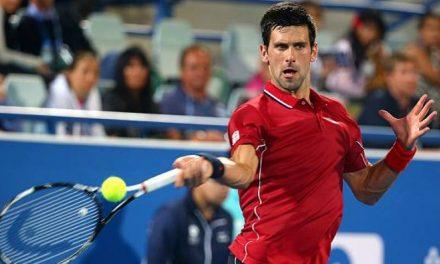 Tirage d'Abu Dhabi avec les changements de Novak Djokovic après le  retraits