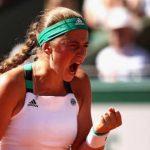 """Jelena Ostapenko change d'entraîneur: """"Je veux aller aussi loin que  possible dans Slams '"""