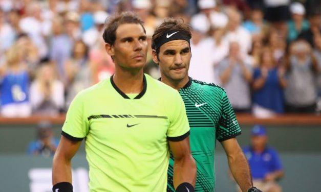 La magie de la rivalité entre Roger Federer et Rafael Nadal  Tennis 'Âge d'or