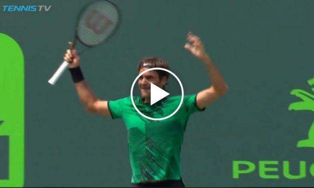 Les meilleurs moments émotionnels de la saison 2017: Federer,  Nadal …