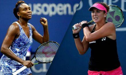Open d'Australie, 1er jour: Belinda Bencic dominera Vénus  Williams?