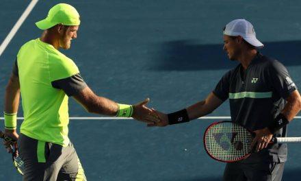 Open d'Australie: Sam Groth et Lleyton Hewitt poursuivent leur  course de rêve