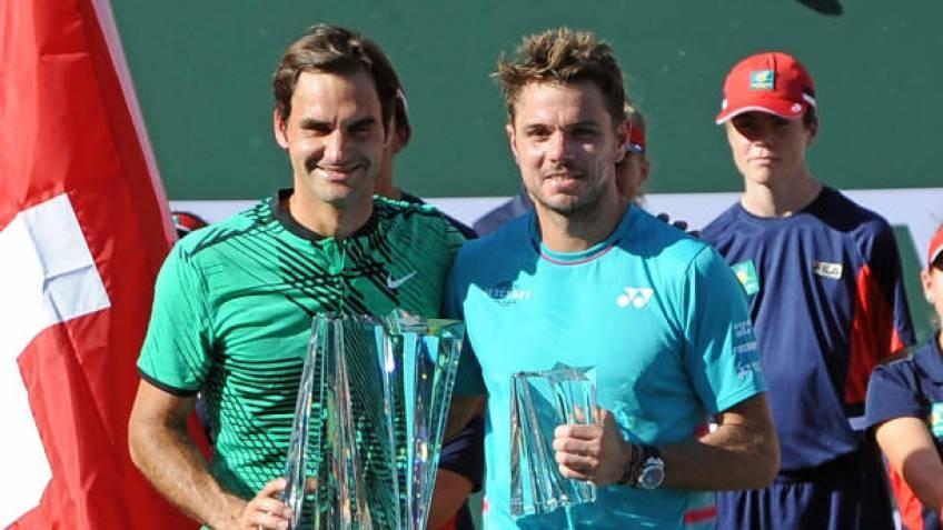 Stan Wawrinka: «Devenir le monde non.  1 serait spécial pour  Roger Federer'