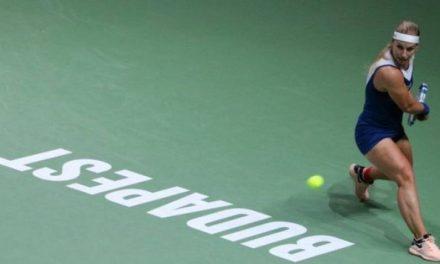 WTA Budapest – Cibulkova rencontrera Van Uytvanck pour le  Titre