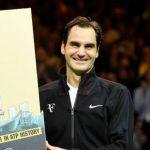 Classement ATP: Timeless Roger Federer retrouve le trône de l'ATP  après 5 ans!