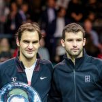 Grigor Dimitrov: «Roger Federer a soulevé la barre, incroyable  tennis'