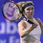 WTA Dubai – Kasatkina bouleverse Muguruza, Svitolina démantèle  Kerber