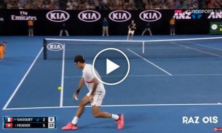 Roger Federer – Top 10 des revers du NEO ● Open d'Australie  2018