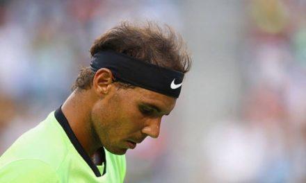 Rafael Nadal se retire d'Indian Wells et Miami!