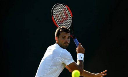 Grigor Dimitrov motivé pour conquérir Queen's et  Wimbledon
