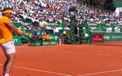 Nadal vs Nishikori MEILLEURS POINTS (HD)