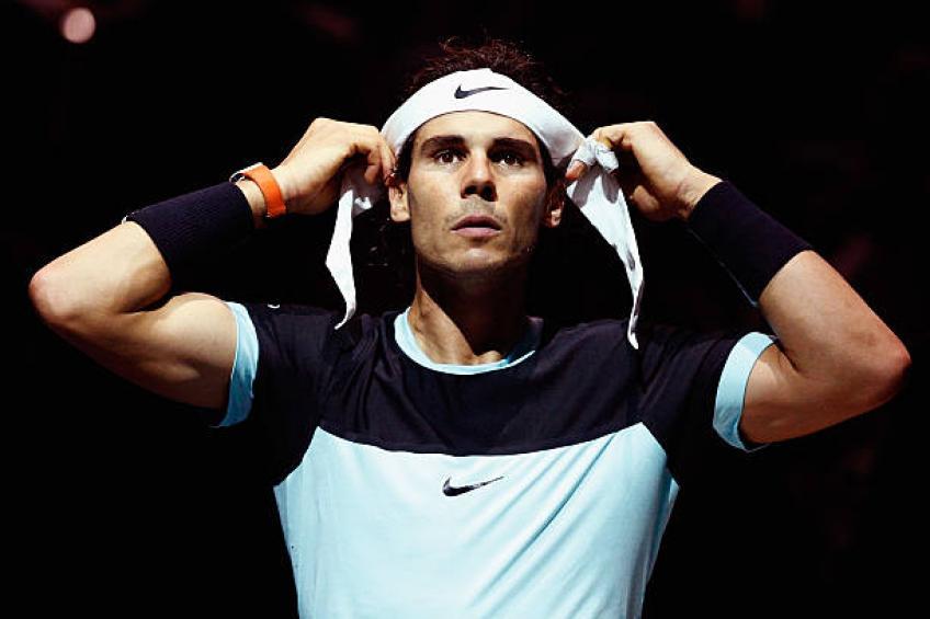 """Carlos Moya: """"Rafael Nadal veut tout, mais je dois  arrête-le'"""