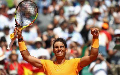 ATP Monte Carlo: Rafael Nadal en tête de Kei Nishikori pour réécrire  histoire du tennis