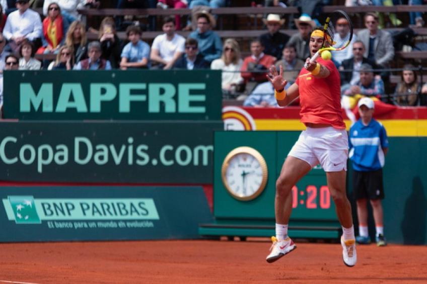 Rafael Nadal attrape John McEnroe sur 170 semaines au sommet de  Classement ATP