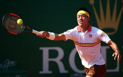 ATP Monte Carlo: Nishikori vient d'une descente pour renverser  Alexander Zverev