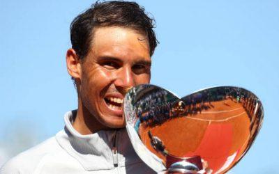 Rafael Nadal: '11 titres?  Je ne sais pas comment ces choses peuvent  se produire'