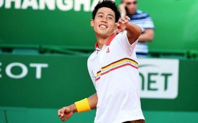 """Kei Nishikori: """"Je suis sûr qu'il y a un moyen de battre Rafael  Nadal '"""