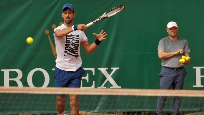 Novak Djokovic ne jouera pas en double au Monte Carlo Masters –  Voici pourquoi