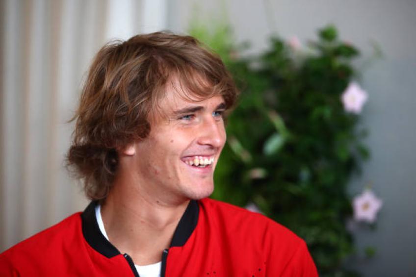 Alexander Zverev: «J'ai le meilleur entraîneur.  Je peux travailler avec  Lendl à l'avenir