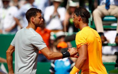 'Rafael Nadal va toujours à ton point le plus faible' – Grigor  Dimitrov
