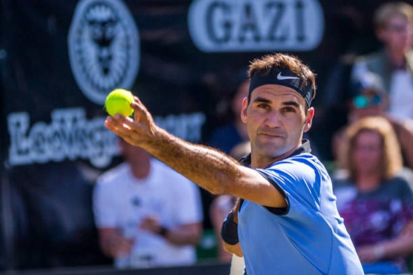Roger Federer pourrait obtenir un prix spécial en remportant Stuttgart  Titre