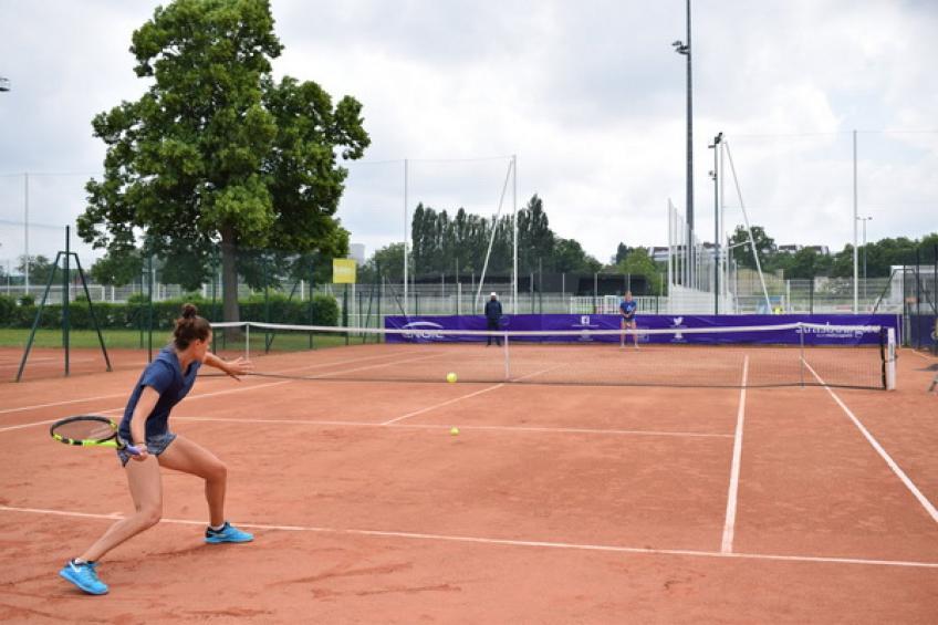 WTA Nurnberg e Strasbourg: départ gagnant pour McHale, Brengle  et Collins