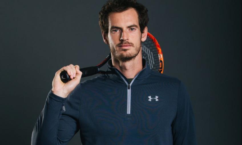 Andy Murray investit dans l'application de tennis Deuce