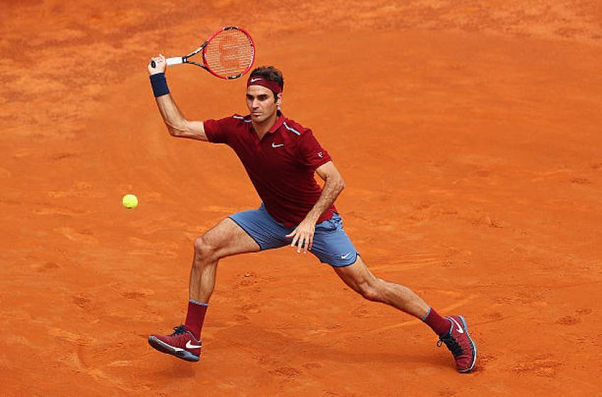 Rome Open a surmonté le problème Roger Federer, dit  organisateur