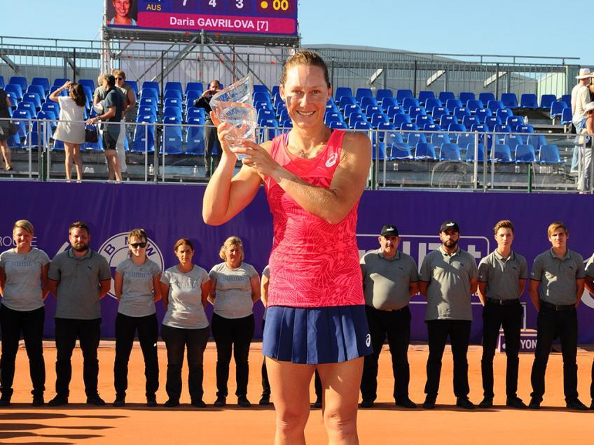 WTA Strasbourg – Draw: Stosur cherche le troisième titre, Barty mène  le chemin