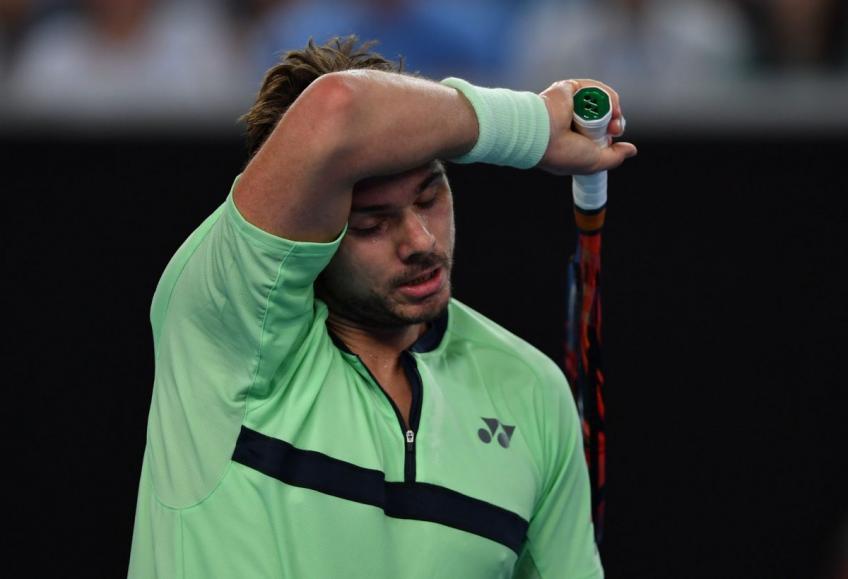 Stan Wawrinka jouera l'événement ATP la semaine prochaine – Voici  où