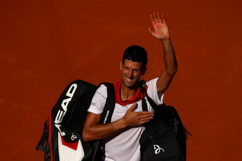 Novak Djokovic s'incline dans le Top 20 pour la première fois  depuis 2006!