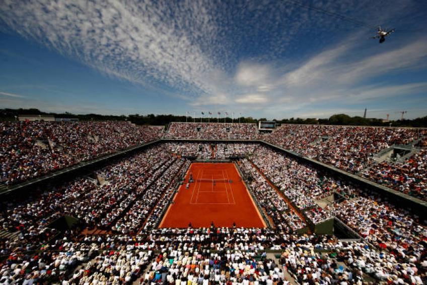 Un finaliste du Grand Chelem sort de l'Open de France