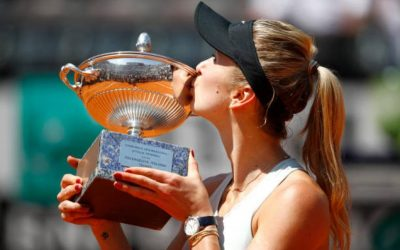 Elina Svitolina blague en gardant son régime de conditionnement physique  'secret'